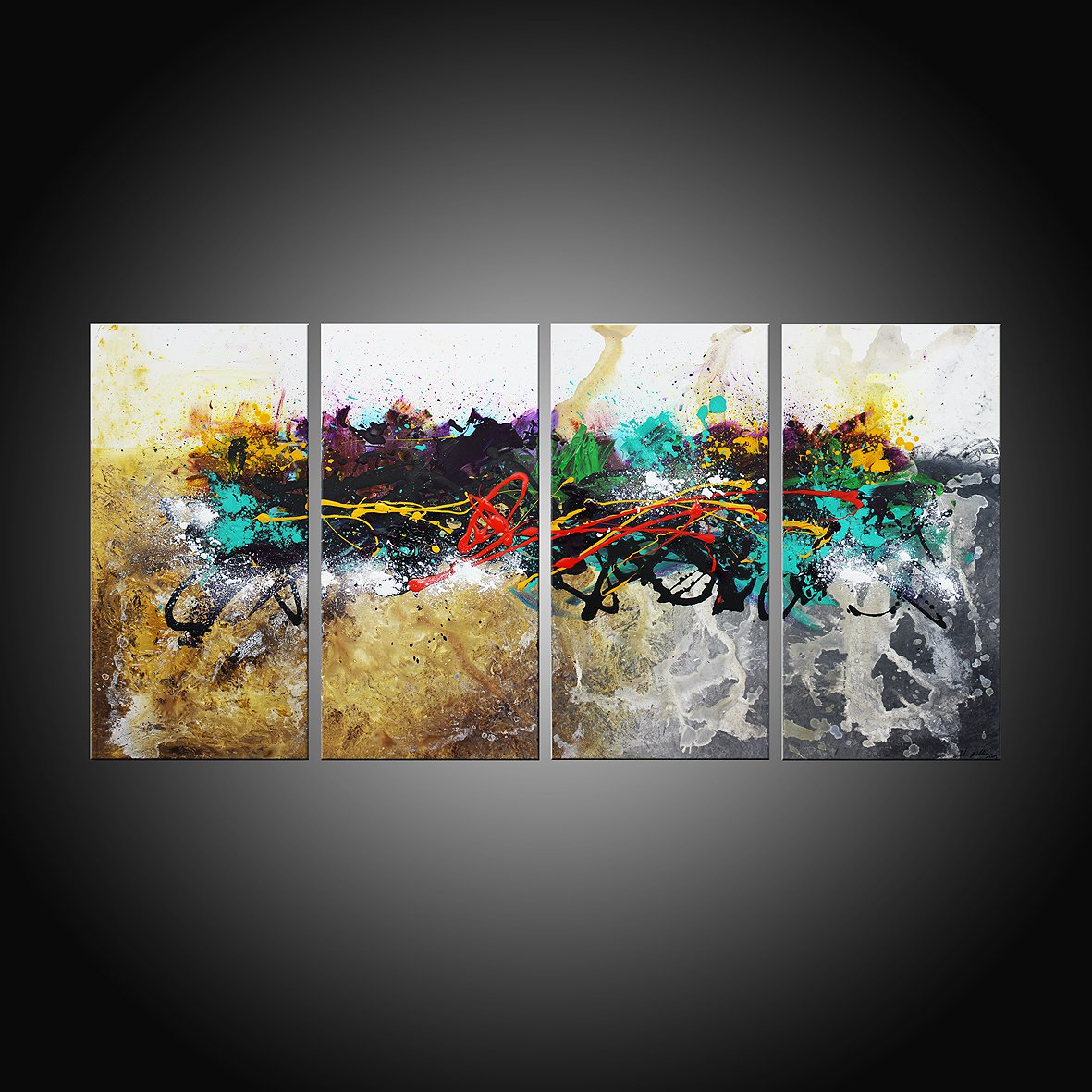 Rollin_Back_abstract_painting_John_Beckley (1)